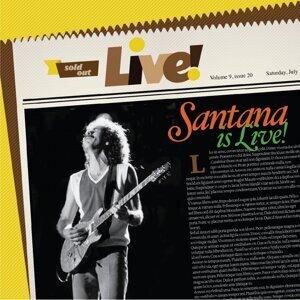Santana Is Live! - Live 2000