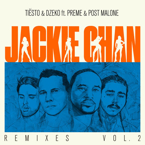 Jackie Chan - Remixes, Vol. 2