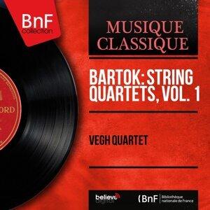 Bartók: String Quartets, Vol. 1 - Mono Version