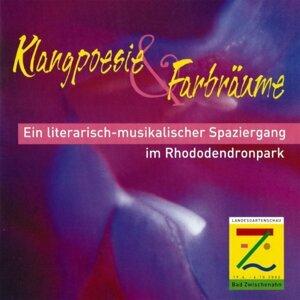 Klangpoesie und Farbräume - Ein literarisch-musikalischer Spaziergang im Rhododendronpark