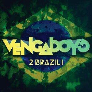2 Brazil! - Dance Radio