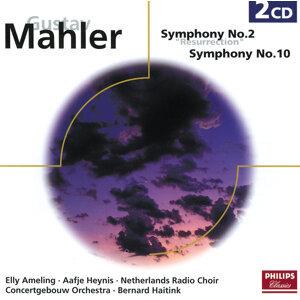 Mahler: Symphonies Nos.2 & 10 - 2 CDs