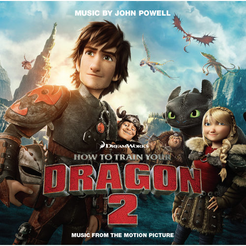 "Into a Fantasy (From ""How to Train Your Dragon 2"")"