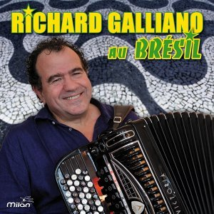 Richard Galliano au Brésil