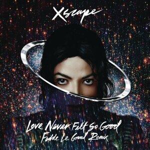 Love Never Felt so Good (Fedde Le Grand Remix Radio Edit) - Fedde Le Grand Remix Radio Edit