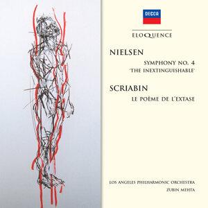 """Nielsen: Symphony No.4 - """"The Inextinguishable""""; Scriabin: Le  Poème de L'Extase - Australian Eloquence Digital"""