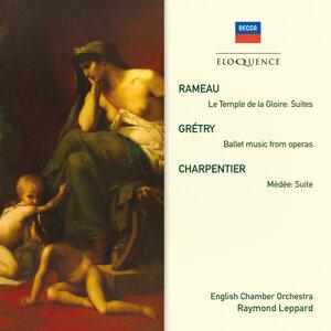 Rameau: Le Temple de la Gloire Suites; Grétry: Ballet Music From Operas; Charpentier: Medée Suite