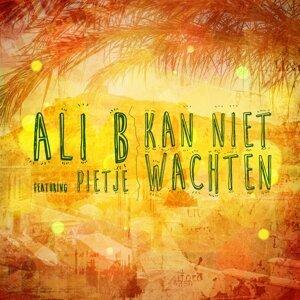 Kan Niet Wachten (feat. Pietje)