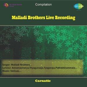 Malladi Brothers - Live Recording