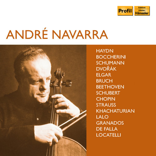Haydn, Beethoven, Dvořák & Others: Works Featuring Cello