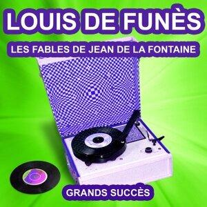 Louis de Funès raconte les fables de Jean de La Fontaine - Les plus grands contes et fables