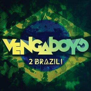 2 Brazil! (Like Brazil Remix - Edit) - Like Brazil Remix - Edit
