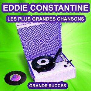 Eddie Constantine chante ses grands succès - Les plus grandes chansons de l'époque