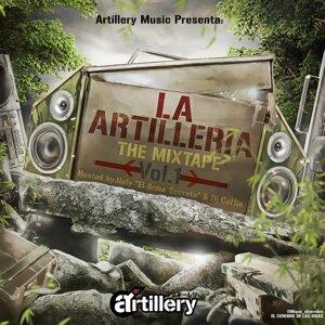 """La Artilleria """"Mixtape"""" Vol.1"""