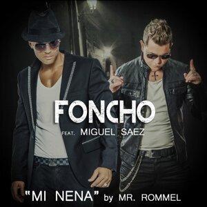 MI Nena (feat. Miguel Saez & Mr Rommel)