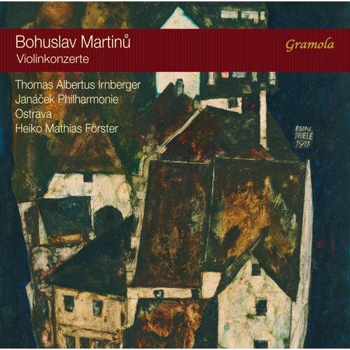 Martinů: Violin Concertos