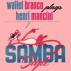 Plays Henry Mancini Samba Style