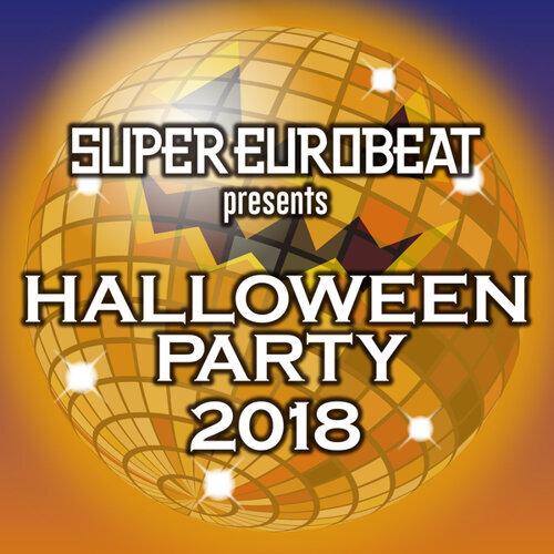 SUPER EUROBEAT presents HALLOWEEN PARTY