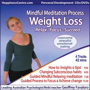 Weight Loss, Mindful Meditation Process