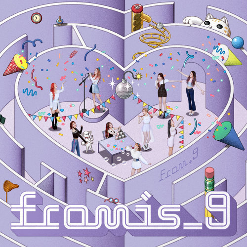 fromis 9 from 9 專輯 kkbox