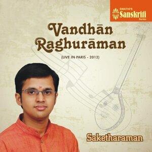 Vandhan Raghuraman - Live