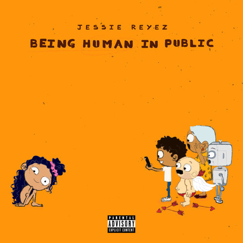jessie reyez being human in public album download free