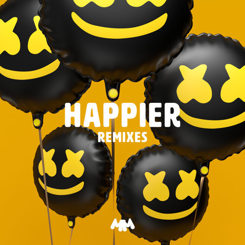 Happier - Remixes