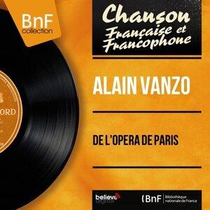 De l'opéra de Paris - Mono version