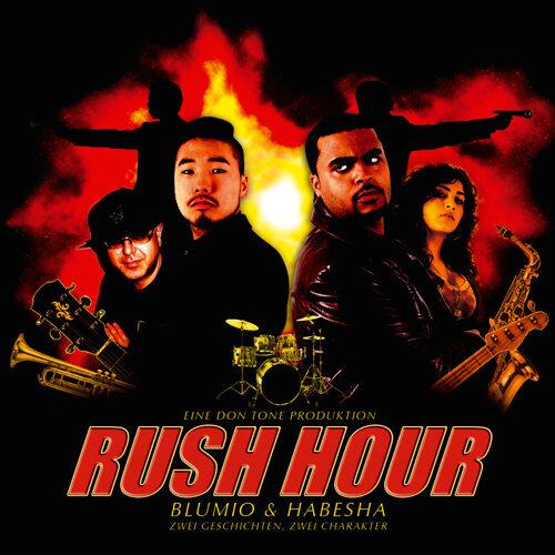 Rush Hour - Zwei Geschichten, zwei Charakter
