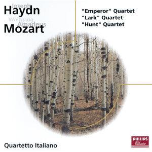 Haydn/Mozart: String Quartets