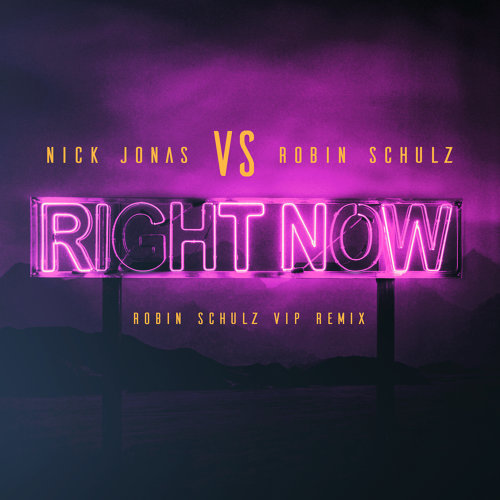 Right Now (Robin Schulz VIP Remix) - Robin Schulz VIP Remix