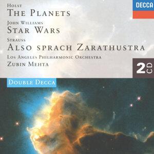 Holst: The Planets / John Williams: Star Wars Suite / Strauss, R.: Also sprach Zarathustra - 2 CDs