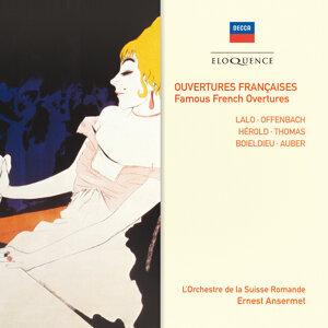 Ouvertures Françaises - Famous French Overtures