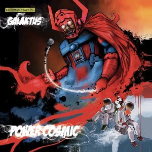 Galaktus: Power Cosmic