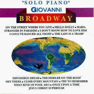 Solo Piano Broadway Themes ll