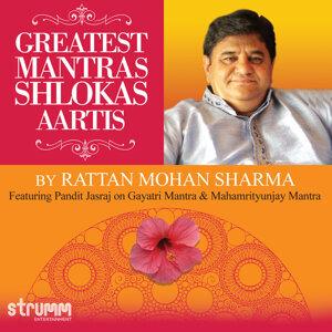 Greatest Mantras, Shlokas & Aartis by Rattan Mohan Sharma