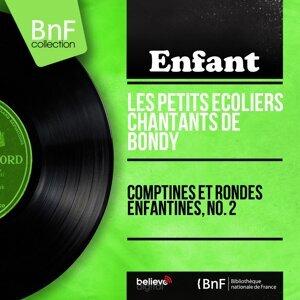 Comptines et rondes enfantines, no. 2 - Mono version