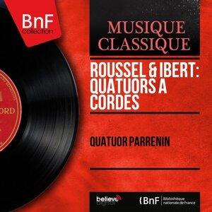 Roussel & Ibert: Quatuors à cordes - Mono Version