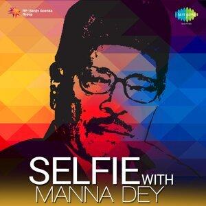 Selfie with Manna Dey
