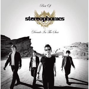 Decade In The Sun - Best Of Stereophonics - EU Version