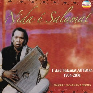 Ustad Salamat Ali Khan 1934-2001