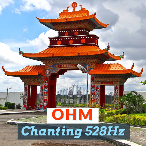 Om Yoga Chant New Age - Ohm Chanting 528Hz - Buddhist
