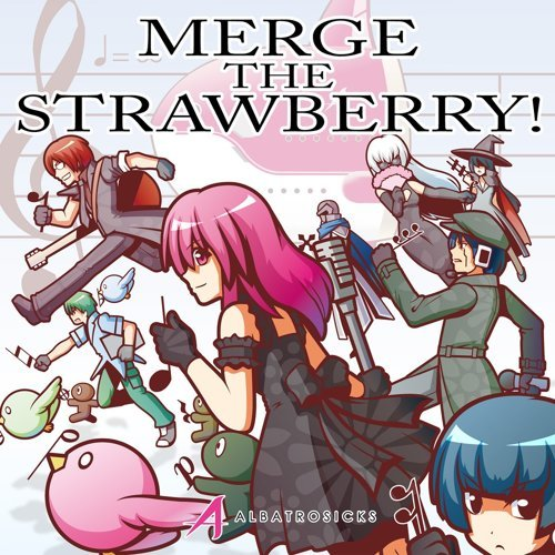 MERGE THE STRAWBERRY!