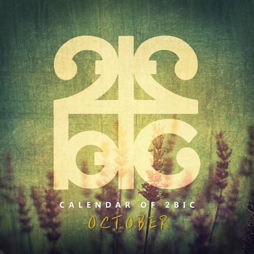 Calendar of 2BIC (October)