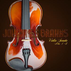 Johannes Brahms: Violin Sonata Nos. 1-3