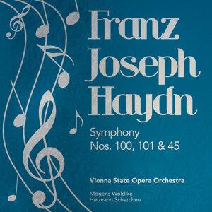 Franz Joseph Haydn: Symphony Nos. 100, 101 & 45
