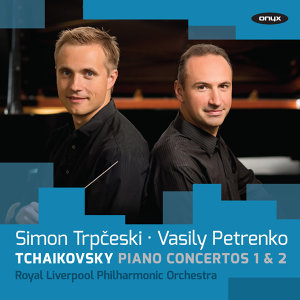 Tchaikovsky: Piano Concerto No.1 : Piano Concerto No.2