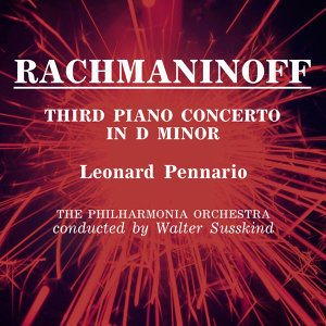 Rachmaninoff Third Piano Concerto