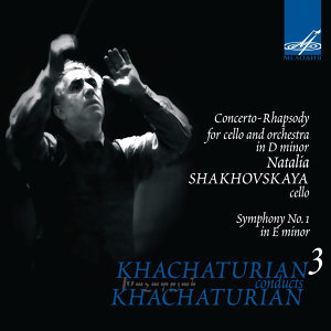 Khachaturian Conducts Khachaturian, Vol. 3