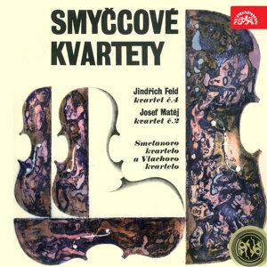 Matěj & Feld: String Quartets